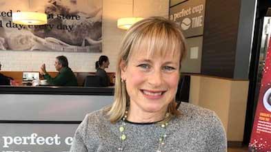 Rachel Chernos-Lin.