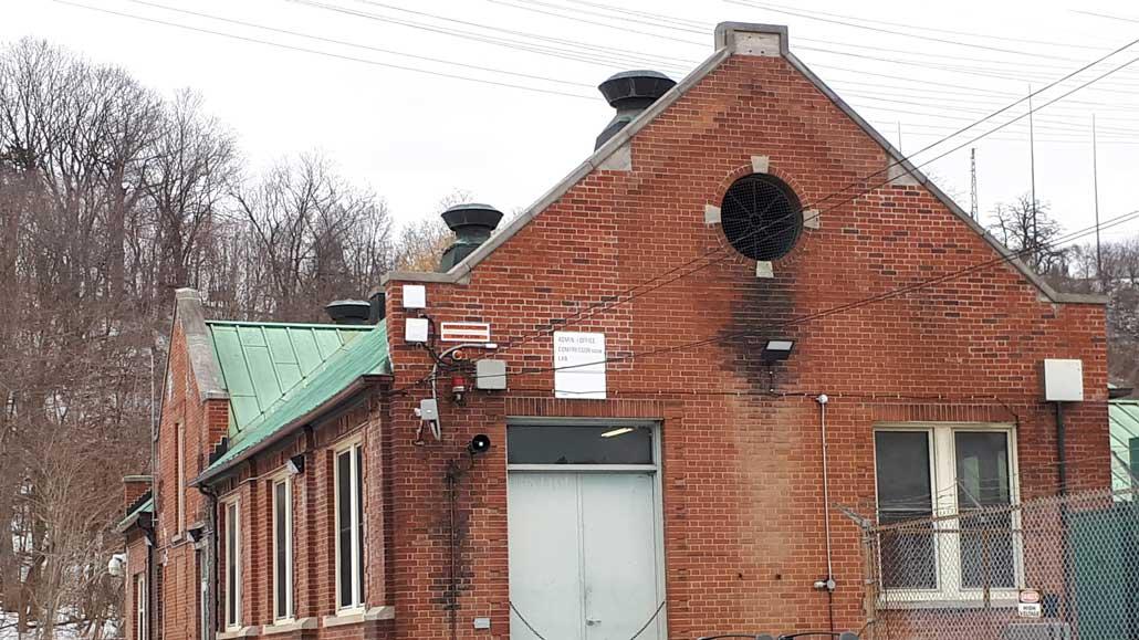 North Toronto Treatment Plant (NTTP).