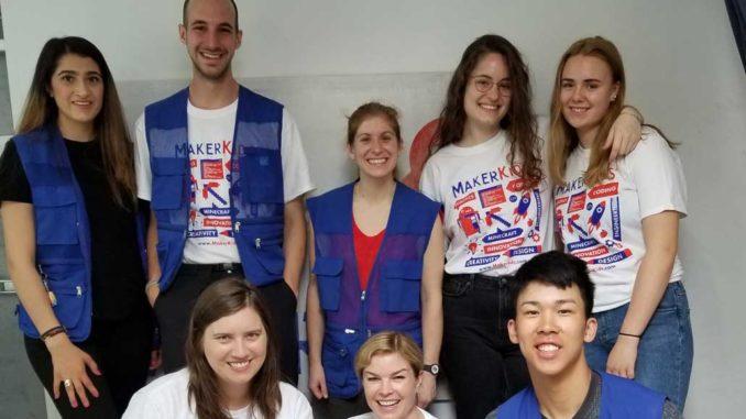 The MakerKids team.