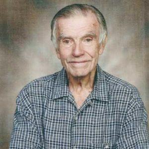 Bob Creighton. Photo Creighton family.