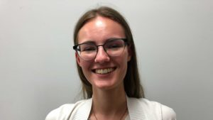 Sylvia Gehring, LHS Scholar 2019.