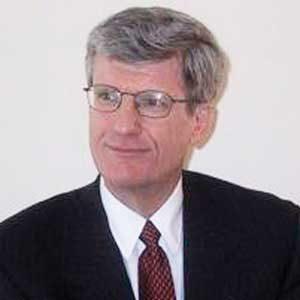 Libertarian candidate John Kittredge.