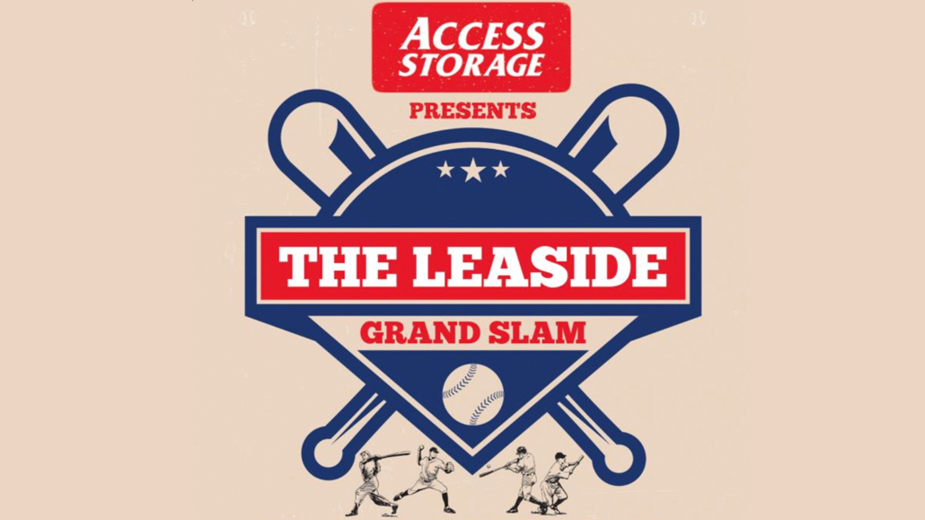 Leaside Grand Slam header.