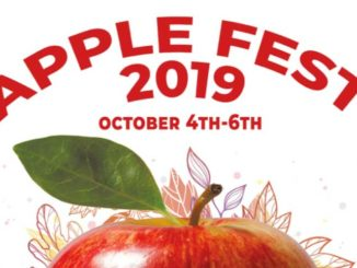 Applefest poster header