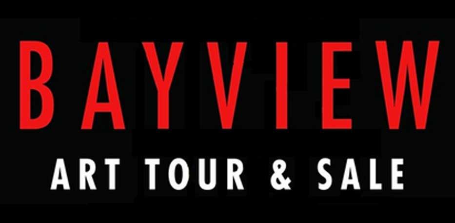 Bayview Art Tour logo.