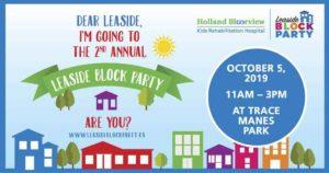 Leaside Block Party 2019