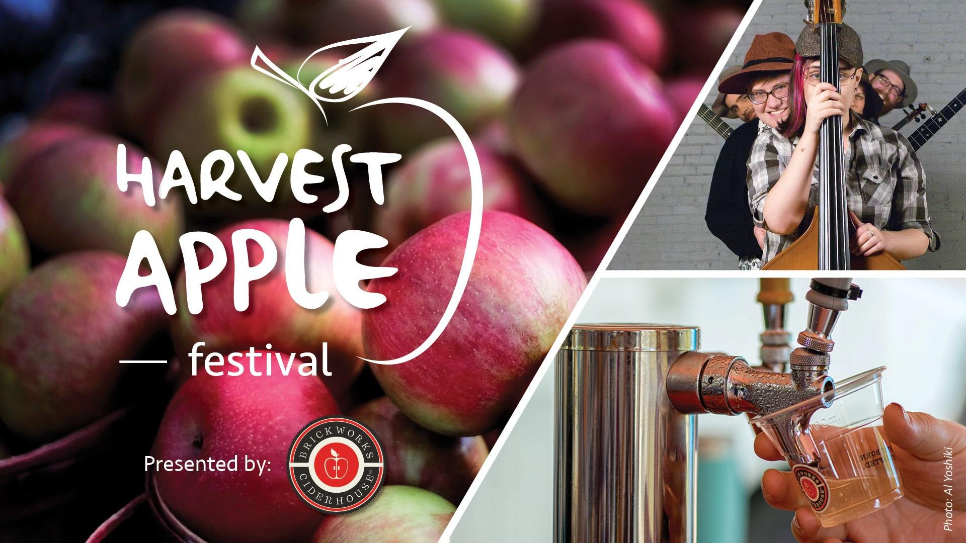 Harvest Apple Festival.