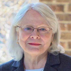 NDP candidate Laurel MacDowell.