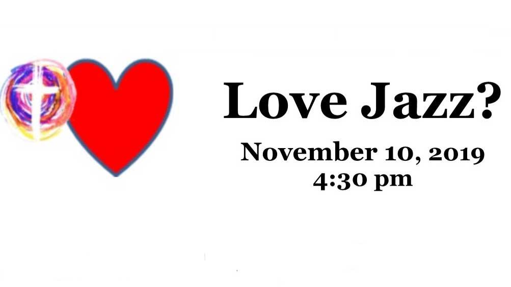 Love Jazz logo.