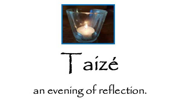 Taize Logo.
