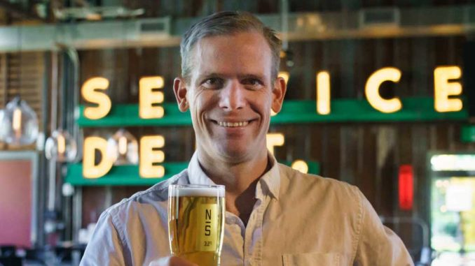 Dave Martin launched New Standard Beer in 2018.