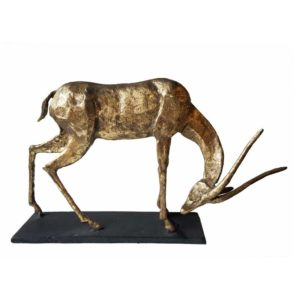 Antelope Sculpture $189 BooBoo & Lefty, 1588 Bayview Ave.