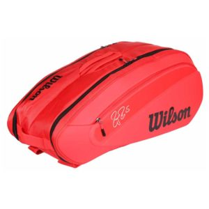 Wilson Tennis Bag $130 Merchant of Tennis 1621 Bayview Ave.