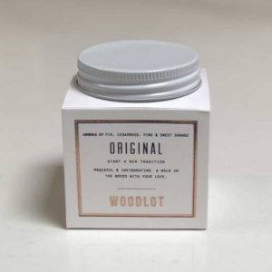 Woodlot Candle $26 Boutique La muse 1610 Bayview Ave.