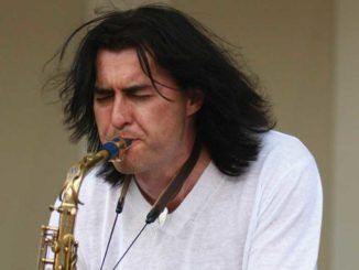 Sax virtuoso Warren Hill.