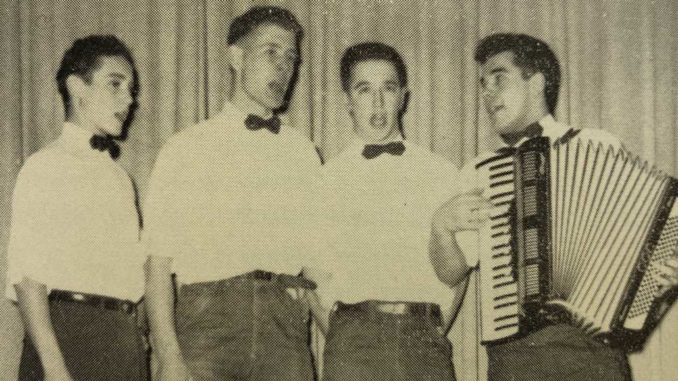 Levitt, Ian Harvie, Jim Muzzin and Joe Amwake in the early days.
