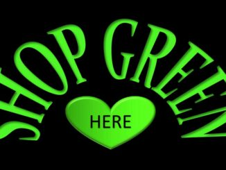 Shop Green Logo.