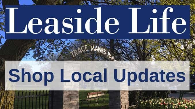 Leaside Life shop updates