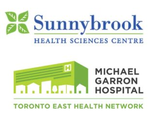 Leaside area hospital logos