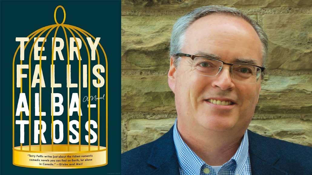Terry Fallis and his book Albatross