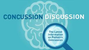 Concussion webinar poster