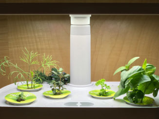 Space age hydroponics!