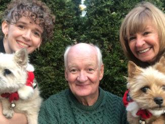 Kinley, Colin Mochrie, and Debra McGrath.