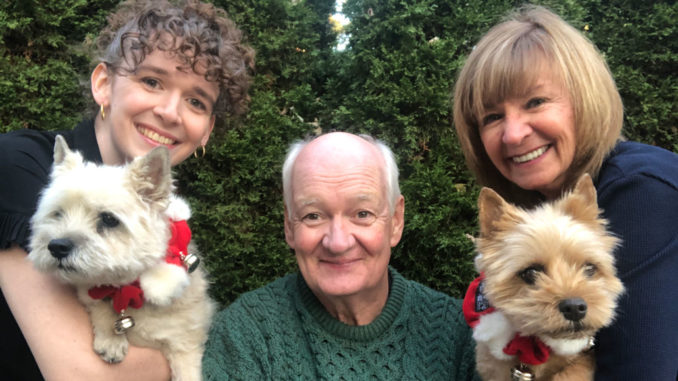 Kinley, Colin Mochrie, and Debra McGrath.