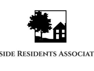 Leaside Residents Association logo.