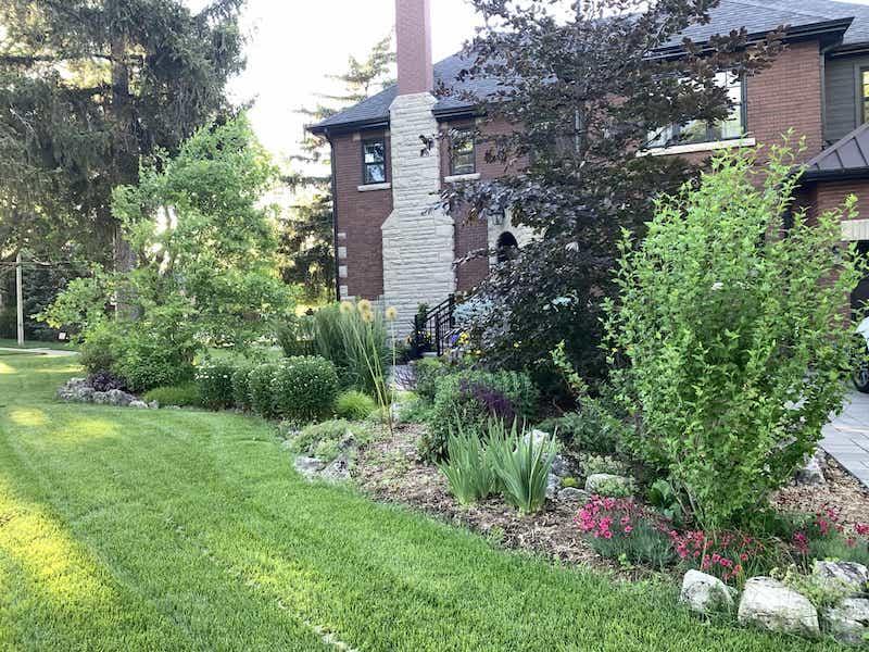 The Garden Of Distinction at 107 Bessborough Drive