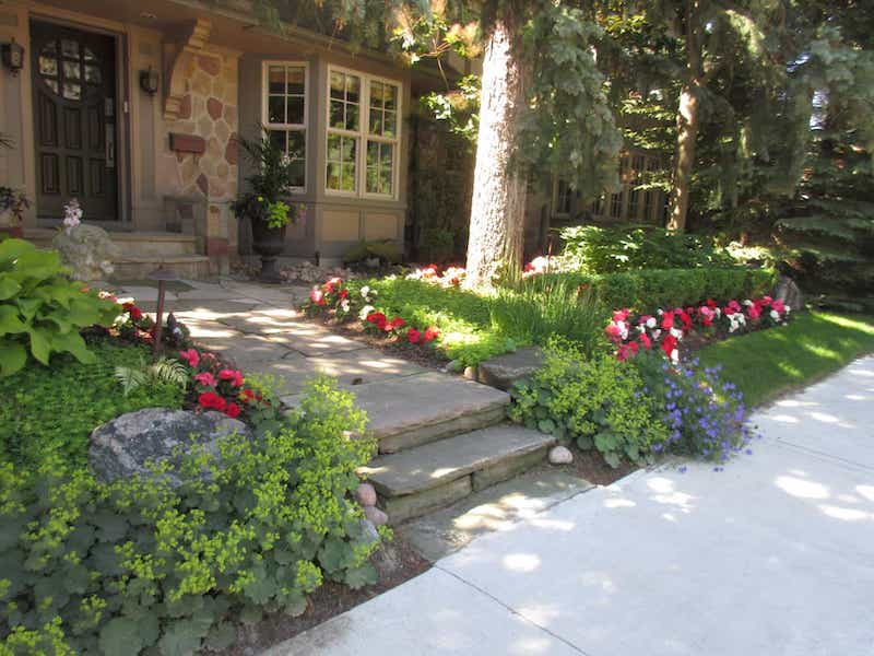 The Garden Of Distinction at 116 Bessborough Drive