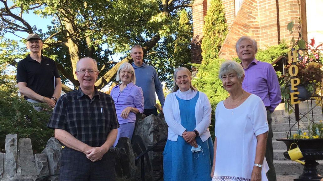 St. Cuthbert's Church to show a bright new face to Bayview